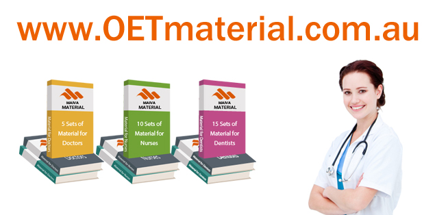 Common Medical English Vocabulary for OET Exam